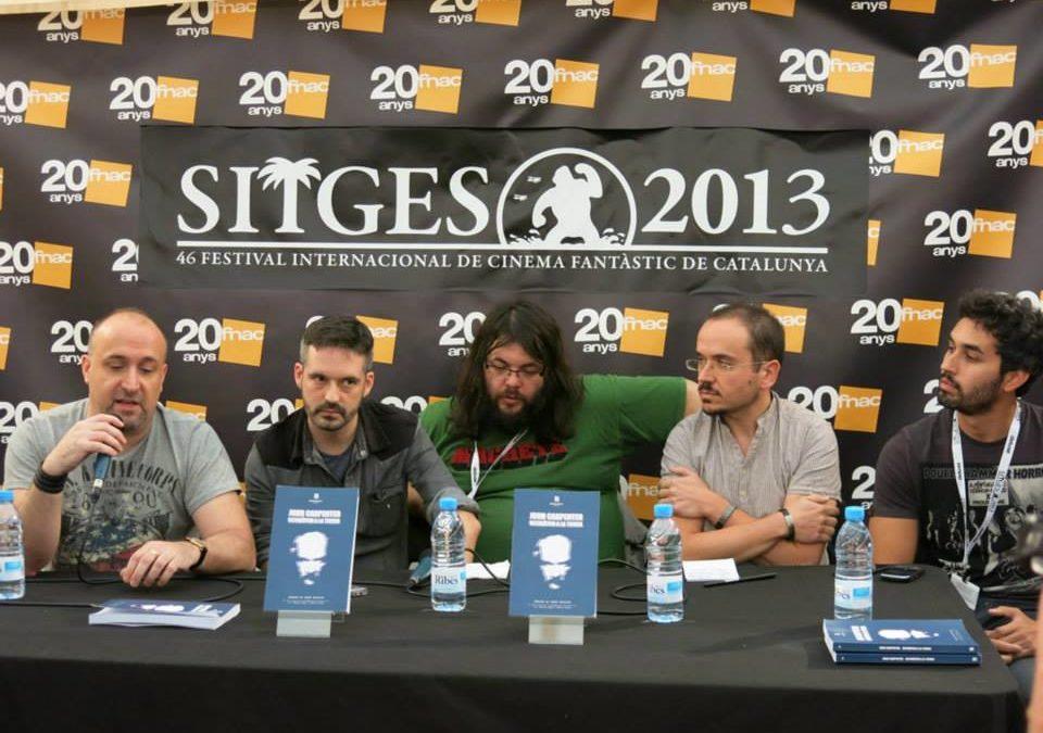 'John Carpenter': presentación Sitges 2013